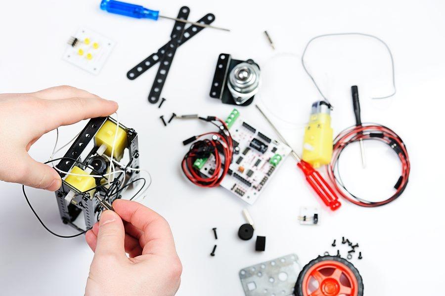 Atelier arte e robótica