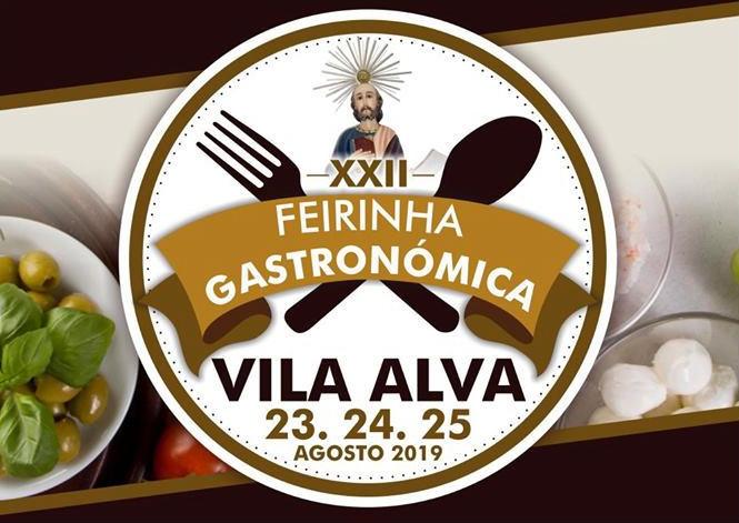 Feirinha Gastronómica Vila Alva
