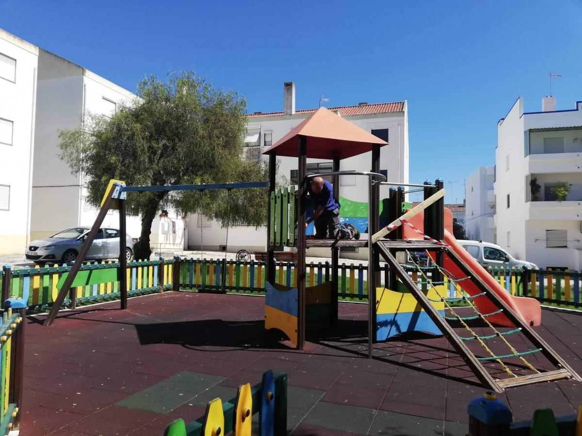 Parque infantil Beja