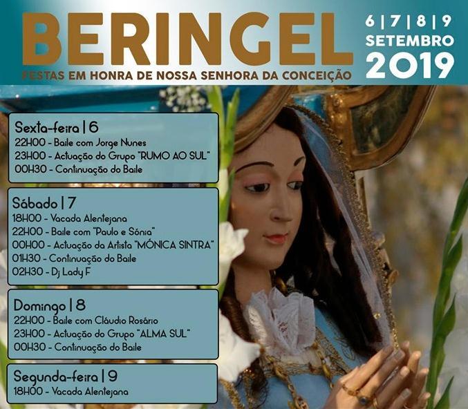 Festas de Beringel 2019