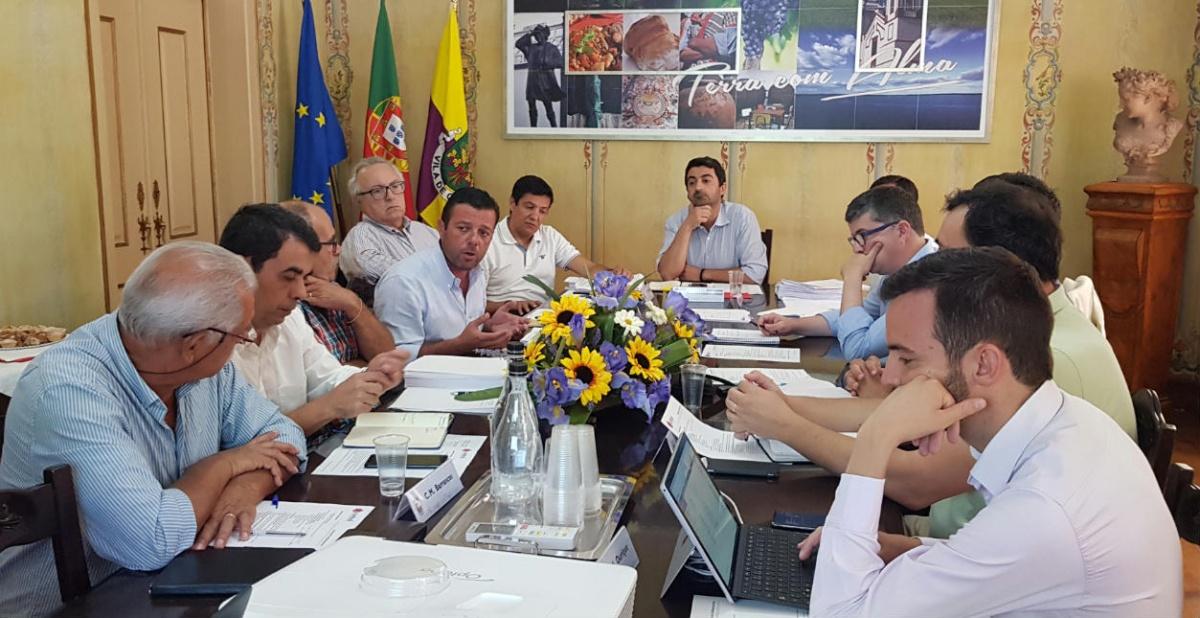 Reunião CIMBAL Cuba