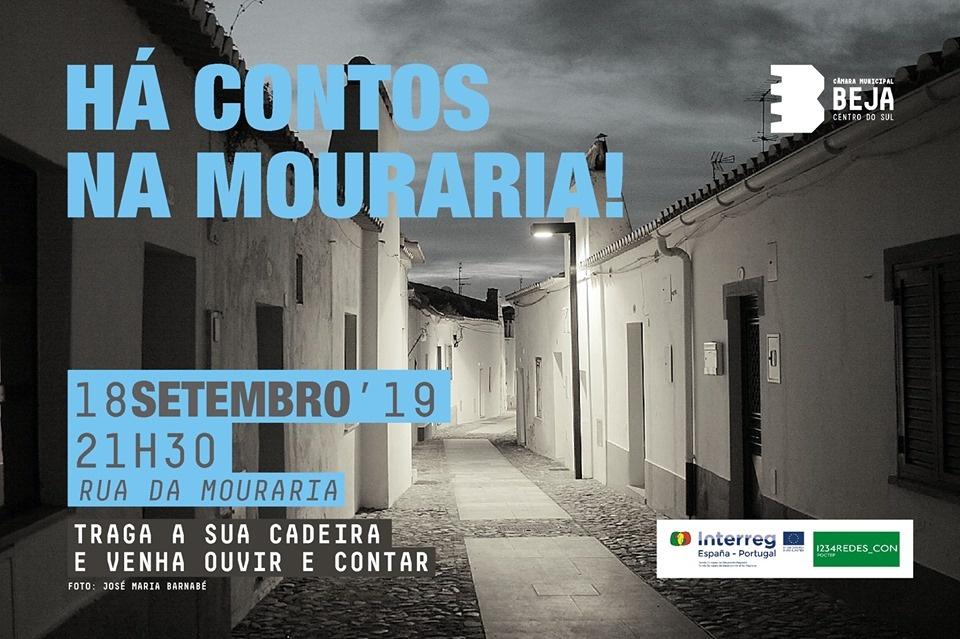 Há Contos na Mouraria!
