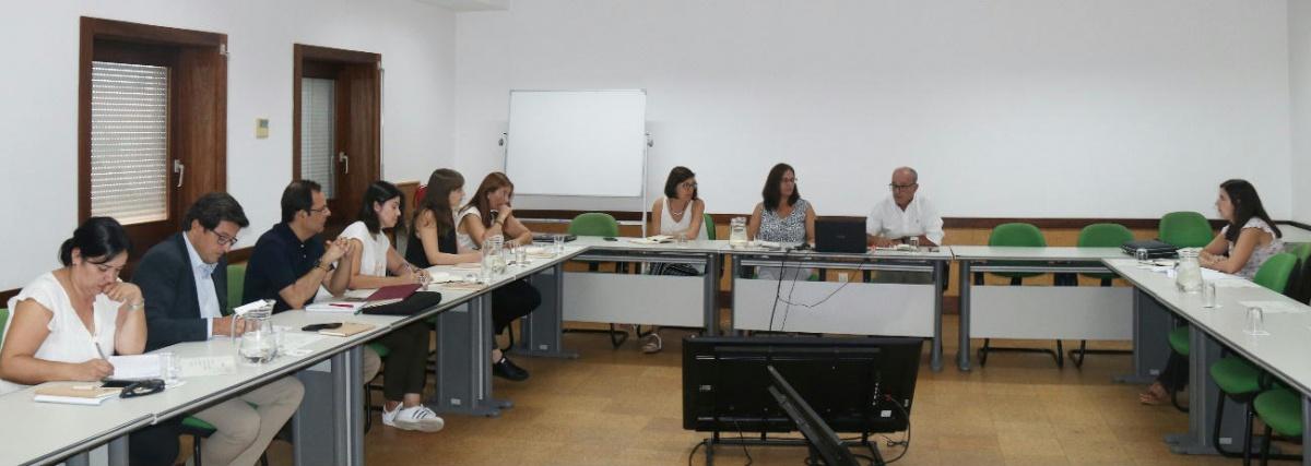 Reunião CCDRA