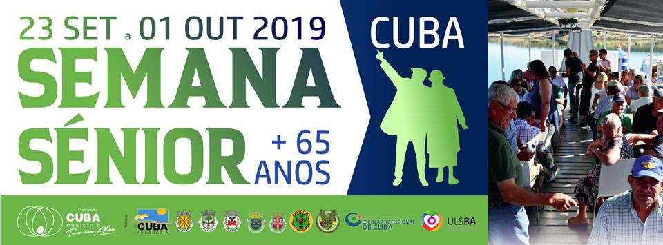 Semana Sénior Cuba