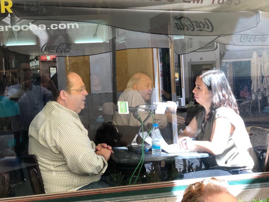 Café com o candidato ... Pedro do Carmo