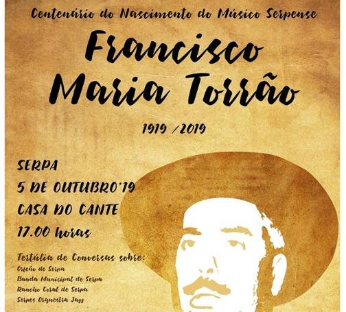 Centenário Francisco Maria Torrão