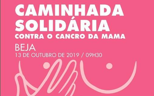 Caminhada Solidária Cancro da Mama