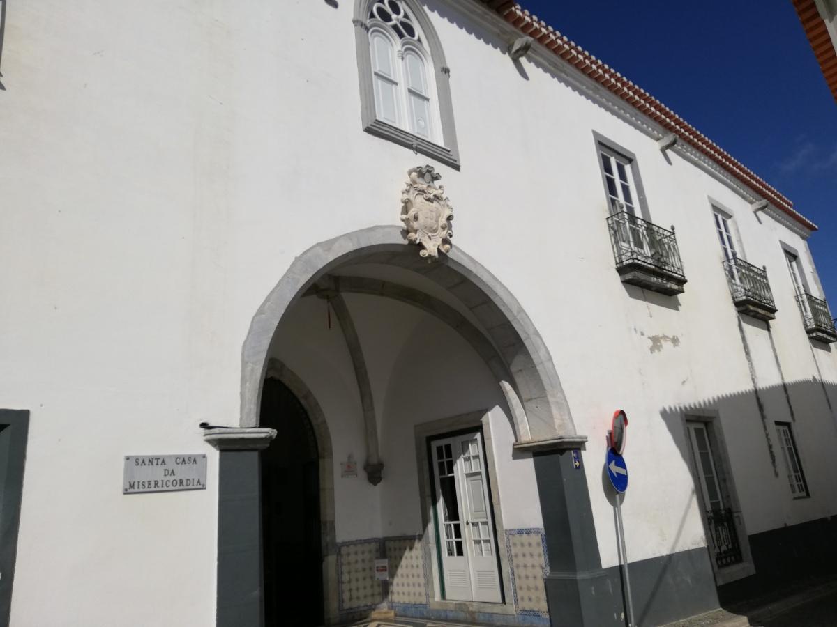 Santa Casa Misericórdia Beja