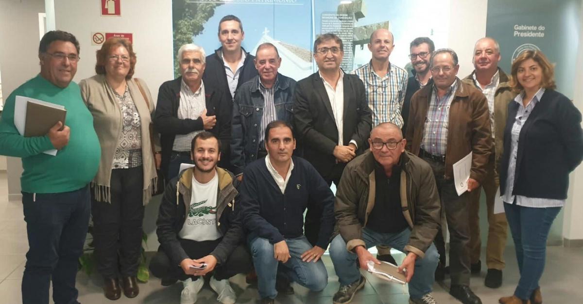 Reunião Delegação da ANAFRE
