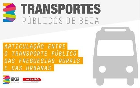 transporte Beja