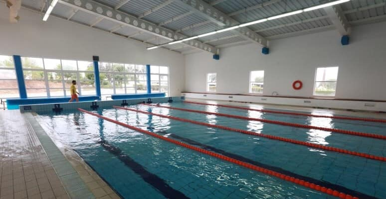 piscina Ourique