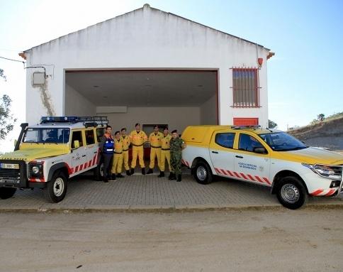 operacionais da Força Especial de Proteção Civil