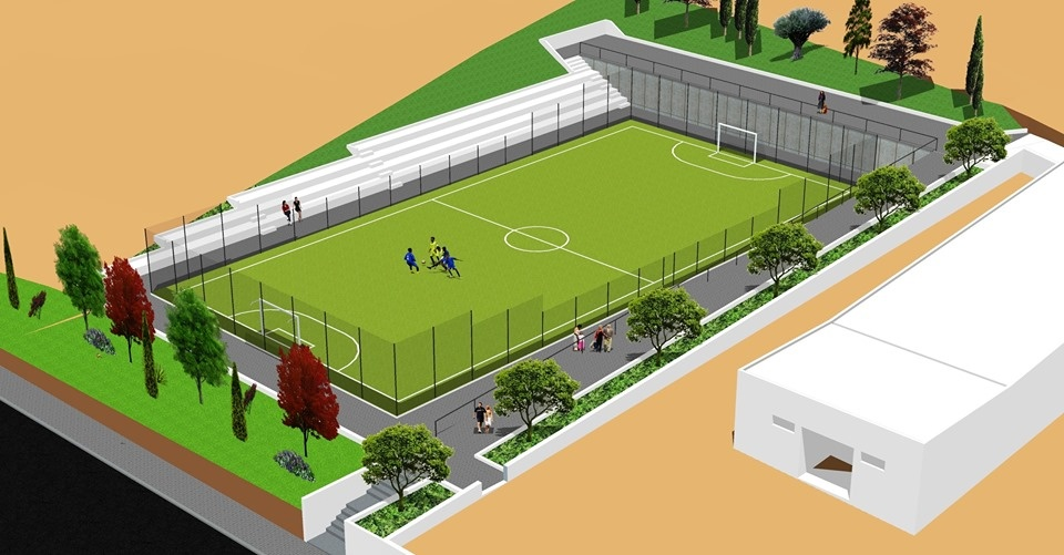 polidesportivo Vila Alva