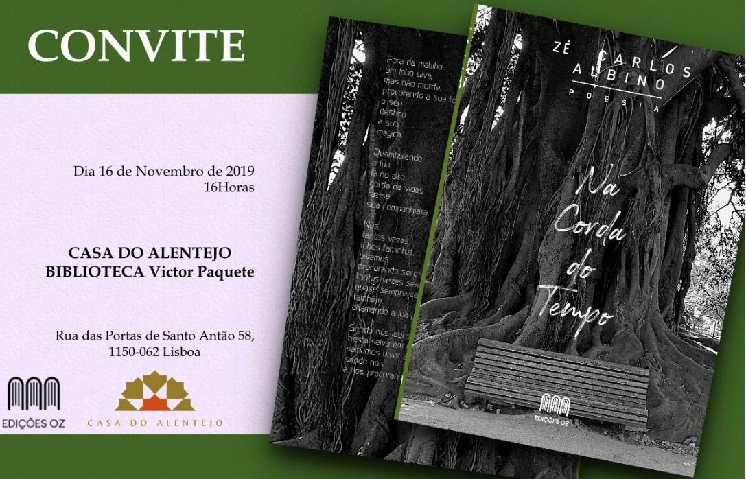 Livro José Carlos Albino