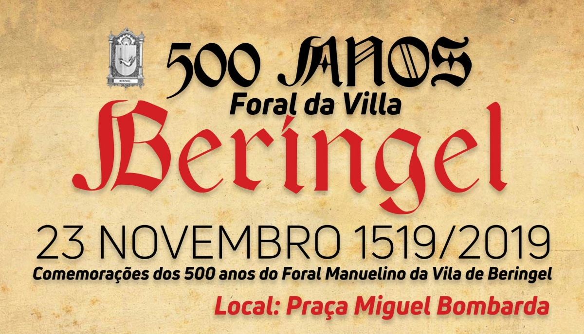 Foral Manuelino de Beringel