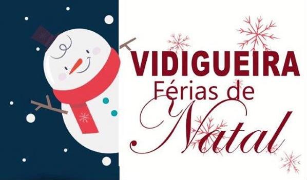 férias Natal Vidigueira