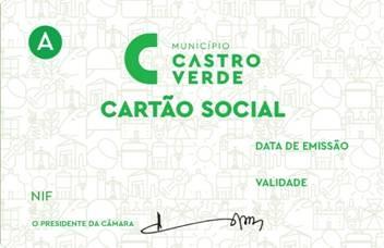 Cartão Social