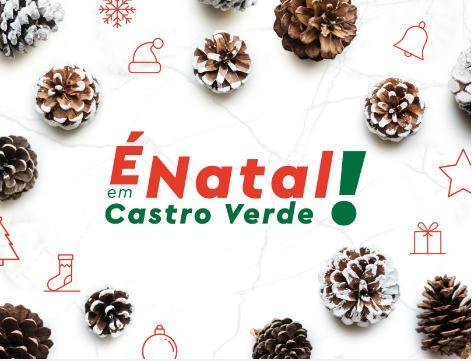 É Natal em Castro Verde