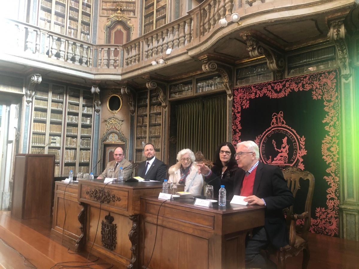 TSS apresentação em Lisboa