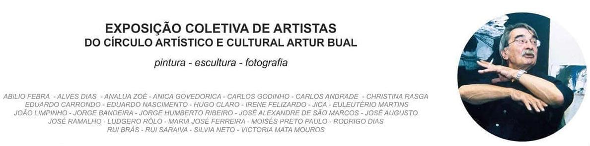 Exposição Artur Bual
