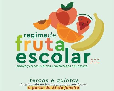 """""""Fruta Escolar"""""""