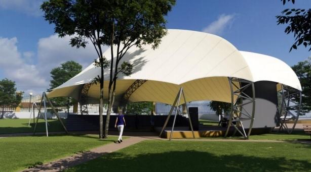 Anfiteatro do Jardim Público