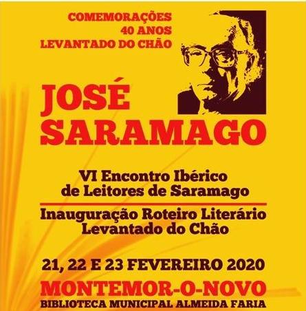 Encontro Leitores Saramago