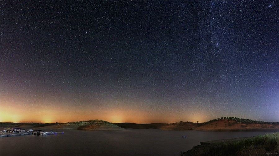 Alqueva dark sky