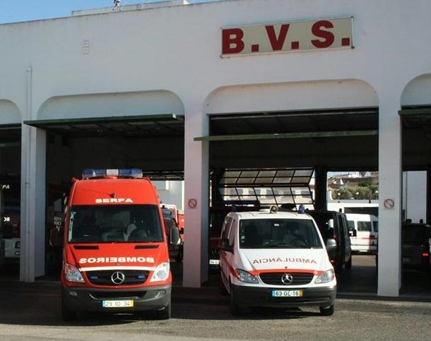 Bombeiros Voluntários de Serpa