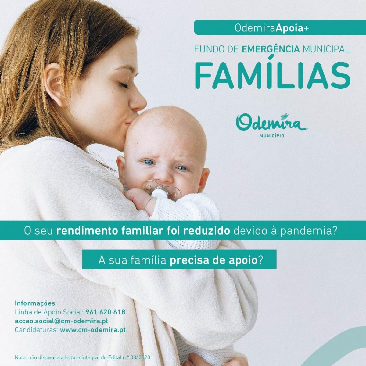Fundo Emergencia familia Odemira