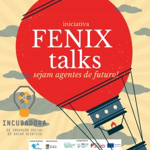 """FENIX Talks"": iniciativa da IISBA"