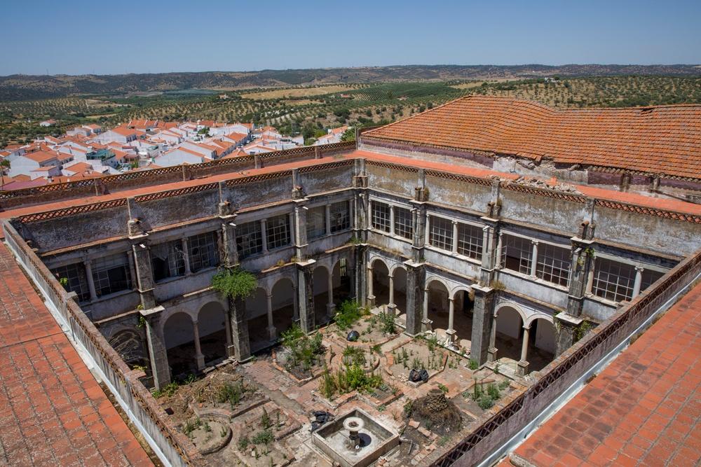 Convento do Carmo Moura