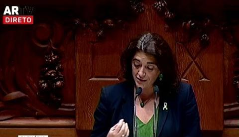 Deputada Telma Guerreiro