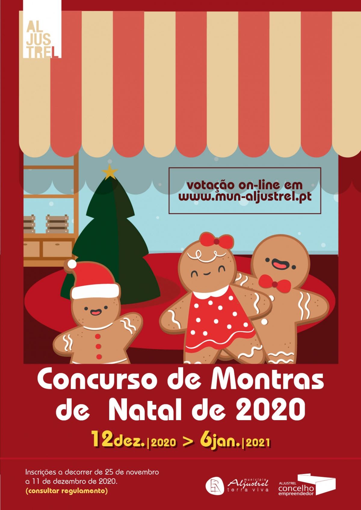 Concurso de Montras Aljustrel 2020