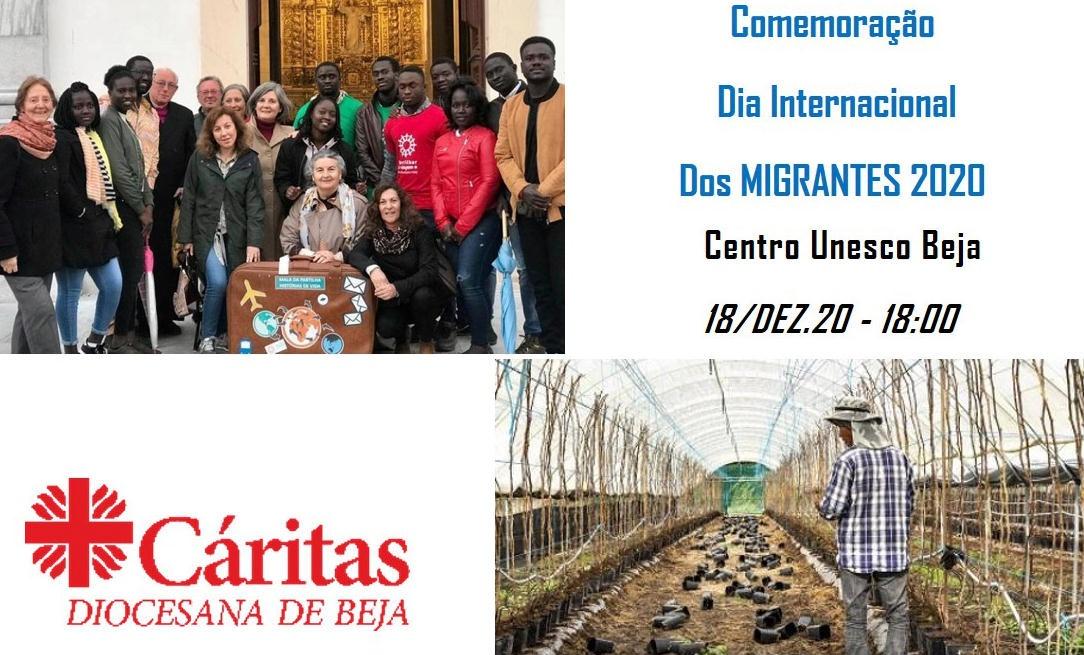 Conferência Migrantes Cáritas