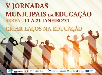 V jornadas municipais da educação