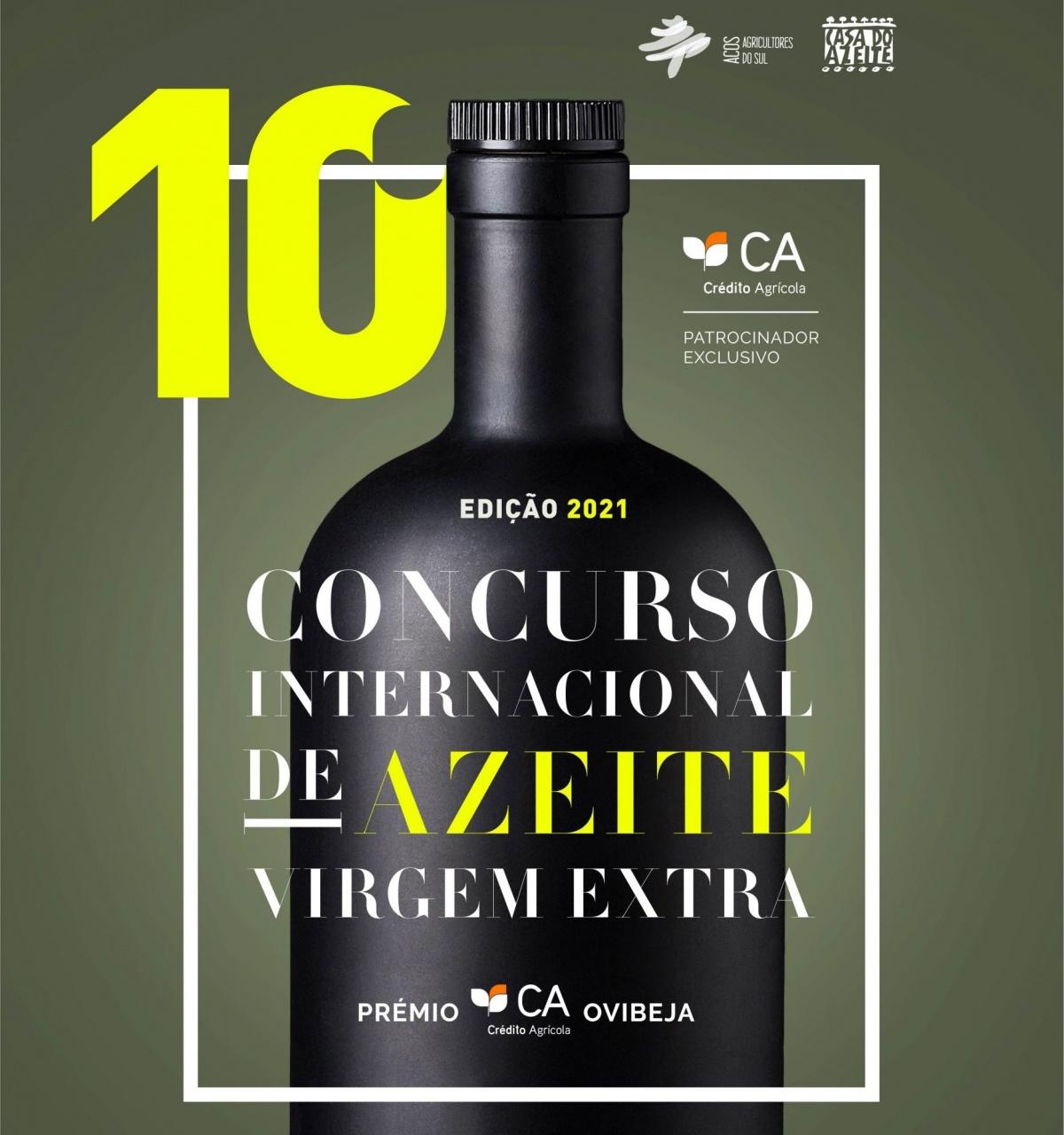 ACOS e Casa do Azeite realizam o 10º Concurso Internacional de Azeites Virgem Extra