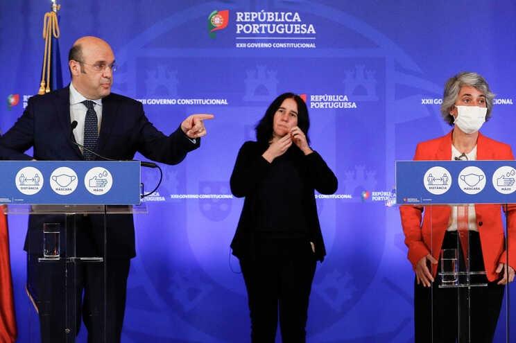 Pedro Siza Vieira e Graça Fonseca