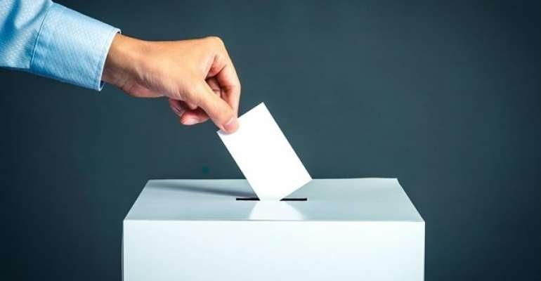 mesas de voto