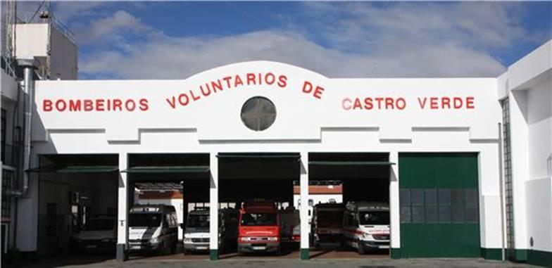 Bombeiros Voluntários Castro Verde