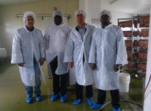 Visita empresários angolanos a Almodôvar