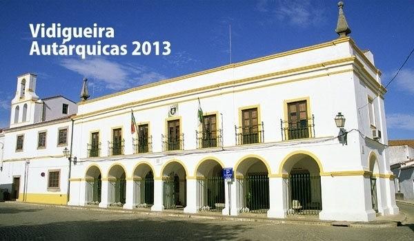 Vidigueira Autárquicas 2013