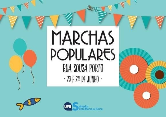 marchas populares beja
