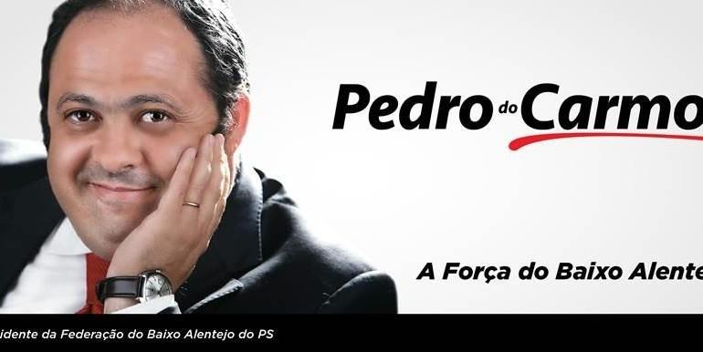 PEDRO DO CARMO A FORÇA DO BAIXO ALENTEJO