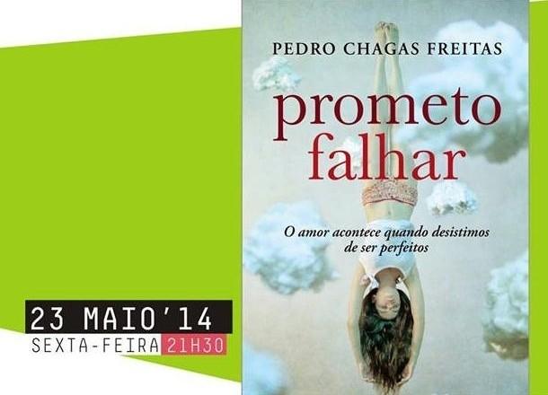 LIVRO BIBLIOTECA PROMETO FALHAR