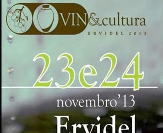 Vini Cultura 2013