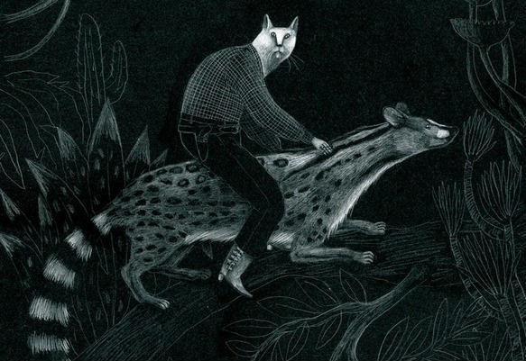 desenho Susa Monteiro