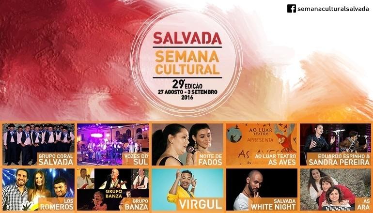 Semana Cultural Salvada 2016