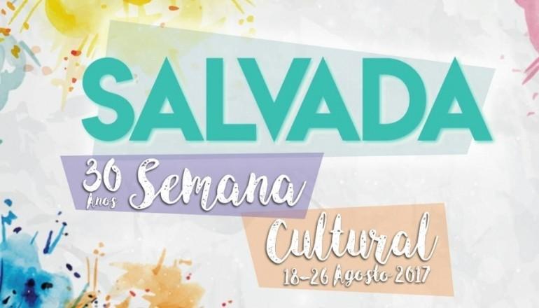 SEMANA CULTURAL SALVADA 2017