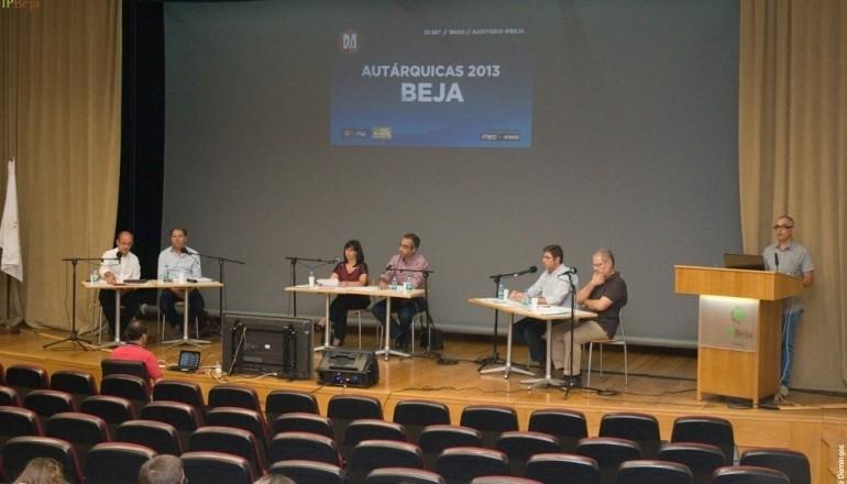 Debate Autárquicas 2013 - Beja